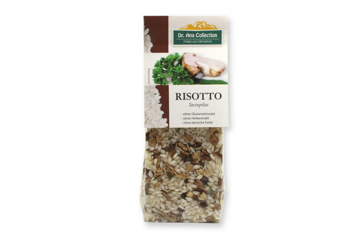 Risotto Steinpilze